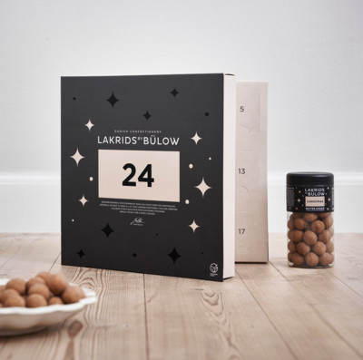 Der Adventskalender von Lakrids by Bülow